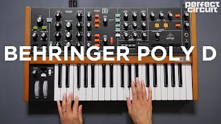 Behringer Poly D Analog Synthesizer Perfect Circuit Check out my constantly expanding book of synth and. poly d analog synthesizer