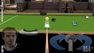 Pool Party Wii Gameplay