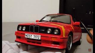�������� ���� Легендарная BMW - модель BMW M3 E30 от AUTOart ������