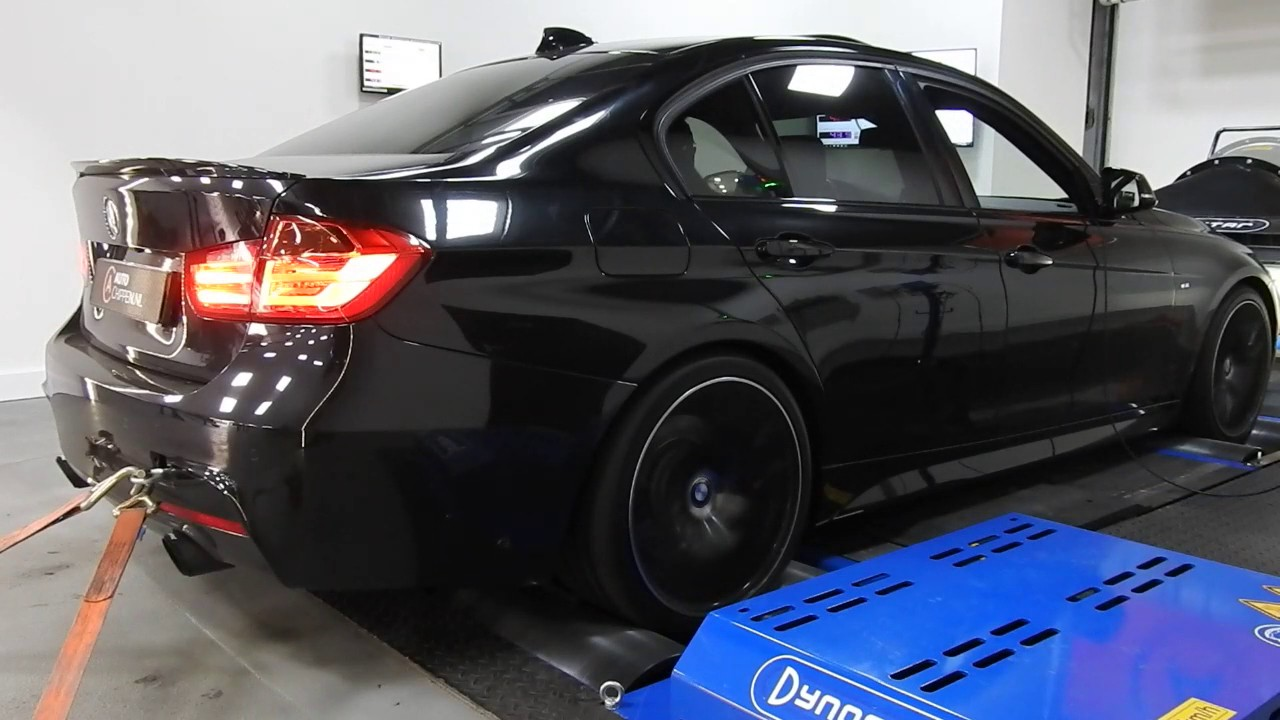 chiptuning bmw f30 330d on dyno auto tilburg youtube. Black Bedroom Furniture Sets. Home Design Ideas