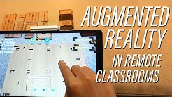 Augmented Reality in Remote Classrooms