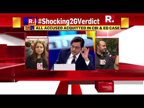 #Shocking2GVerdict: Congress celebrates, all accused acquitted in CBI & ED case