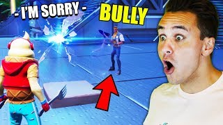 My High School BULLY Has A Fortnite Server... and I FOUND IT!