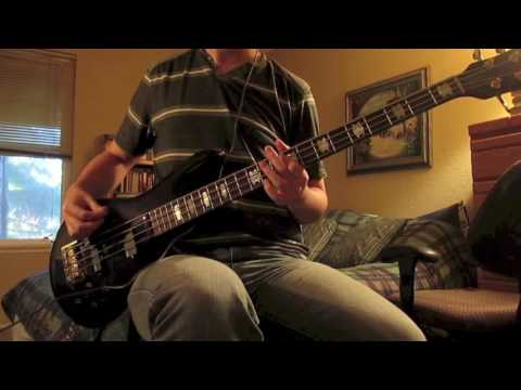 Chevelle - Last Days Bass Cover