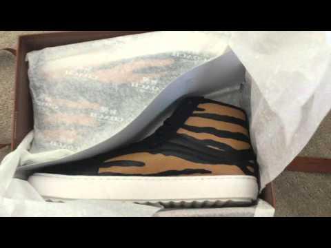 Coach C202 Sneaker Review