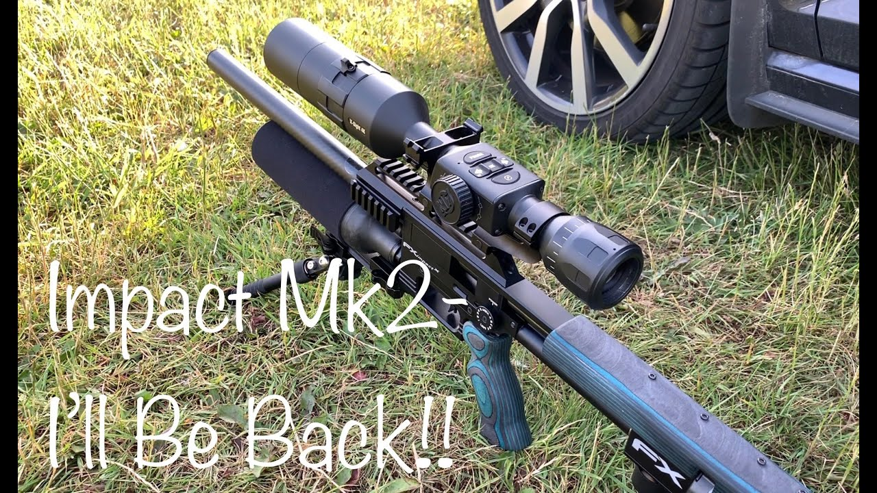 #6 FX Impact MK2 Rabbit Hunt-I'll Be back!