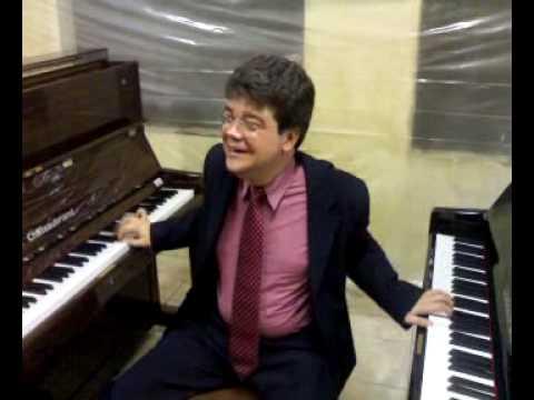Sibelius O pianista - YouTube