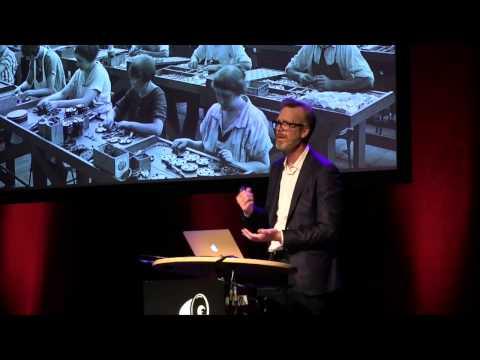 Jeffrey Veen – Momentum: Crafting a Creative Culture –  btconfDUS2015