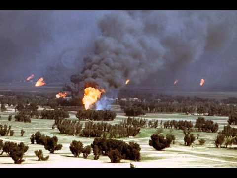 20th Anniversary of Persian Gulf War - Interview with Fariborz Saremi (Radio Zamaneh in Persian)