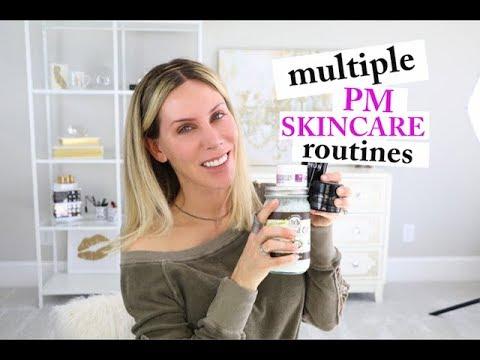 Current PM Skincare Routine(s) | Anti-Aging, Blemish Control, Vitamin C, Retinol