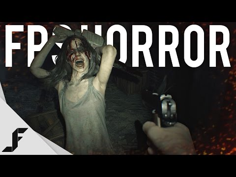 BRUTAL FPS HORROR - 60 Minutes with Resident Evil 7 4K 60FPS