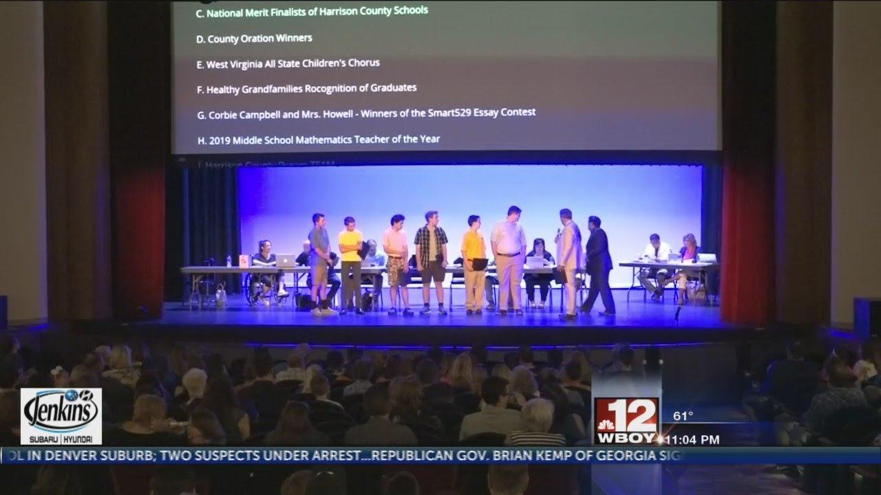 Harrison County BOE hosts regular meeting at Robinson Grand Performing Arts  Center