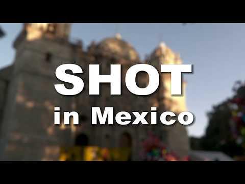 Shot in Mexico - Trailer