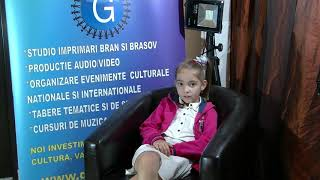INTERVIU GHR - RALUCA SĂRARU