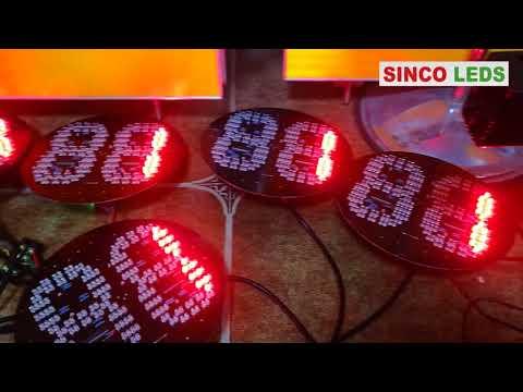 led traffic light suppliers /   traffic light circuit using led