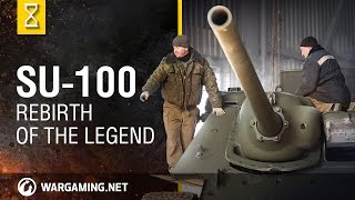 SU-100 Rebirth of the Legend - World of Tanks