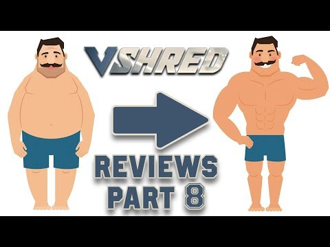 V Shred Review | Client Transformations of the Month (Part 8)