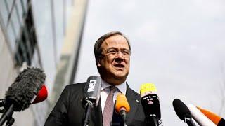 Laschet macht CDU-Bundesvorstand Vorschlag zur Kanzlerkandidatur