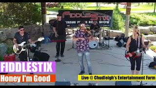 Andy Grammar - Honey I'm Good cover by Fiddlestix