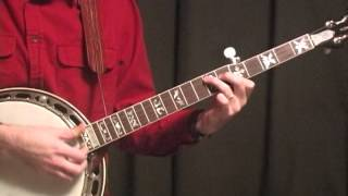 "Beginning Don Reno Style Banjo with Jason Skinner - Part 12 ""Limehouse Blues"""