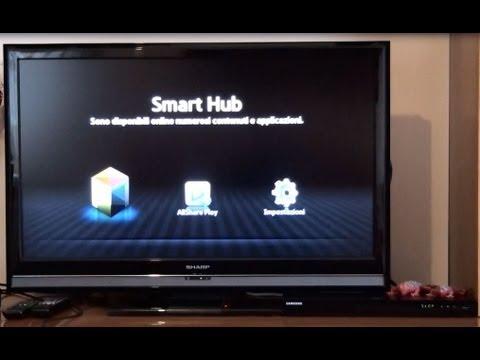 Samsung BD-E6100 Lettore Blu-ray 3D Smart TV Wi-Fi da batista70phone