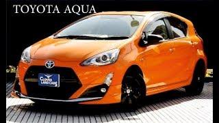 Короткий огляд Toyota Aqua 2014 року з Японії. р. Новосибірськ