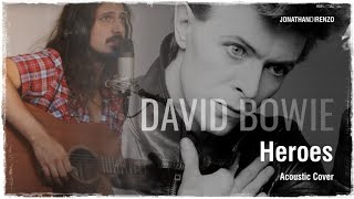 David Bowie - Heroes (Acoustic Cover)