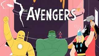 Today in Marvel History: The Avengers Assemble for the First Time!