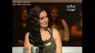 YouTube - مذيع حقير يحرج غادة عبد الرزاق على الهواء بكلام سكس.