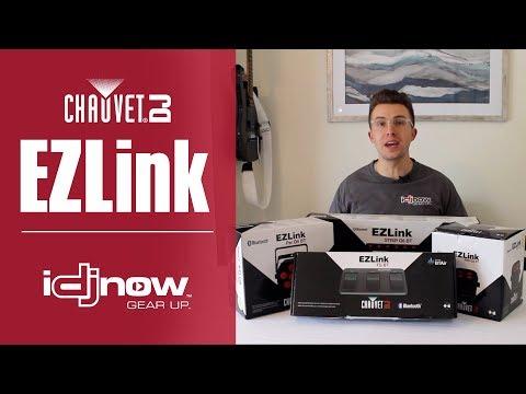 Chauvet DJ EZLink Series (Q6 & Q4 Par, Q6 Strip & Wireless Footswitch) With DJ Fayze | I DJ NOW