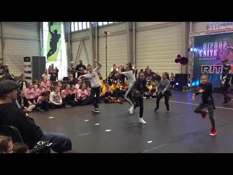 Cosma Camelia Calificari Solo Battle All Styles-Hip Hop Unite Hungary Budapest