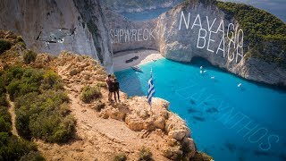 Navagio 'Shipwreck' Beach -- Zakynthos -- Greece 4K