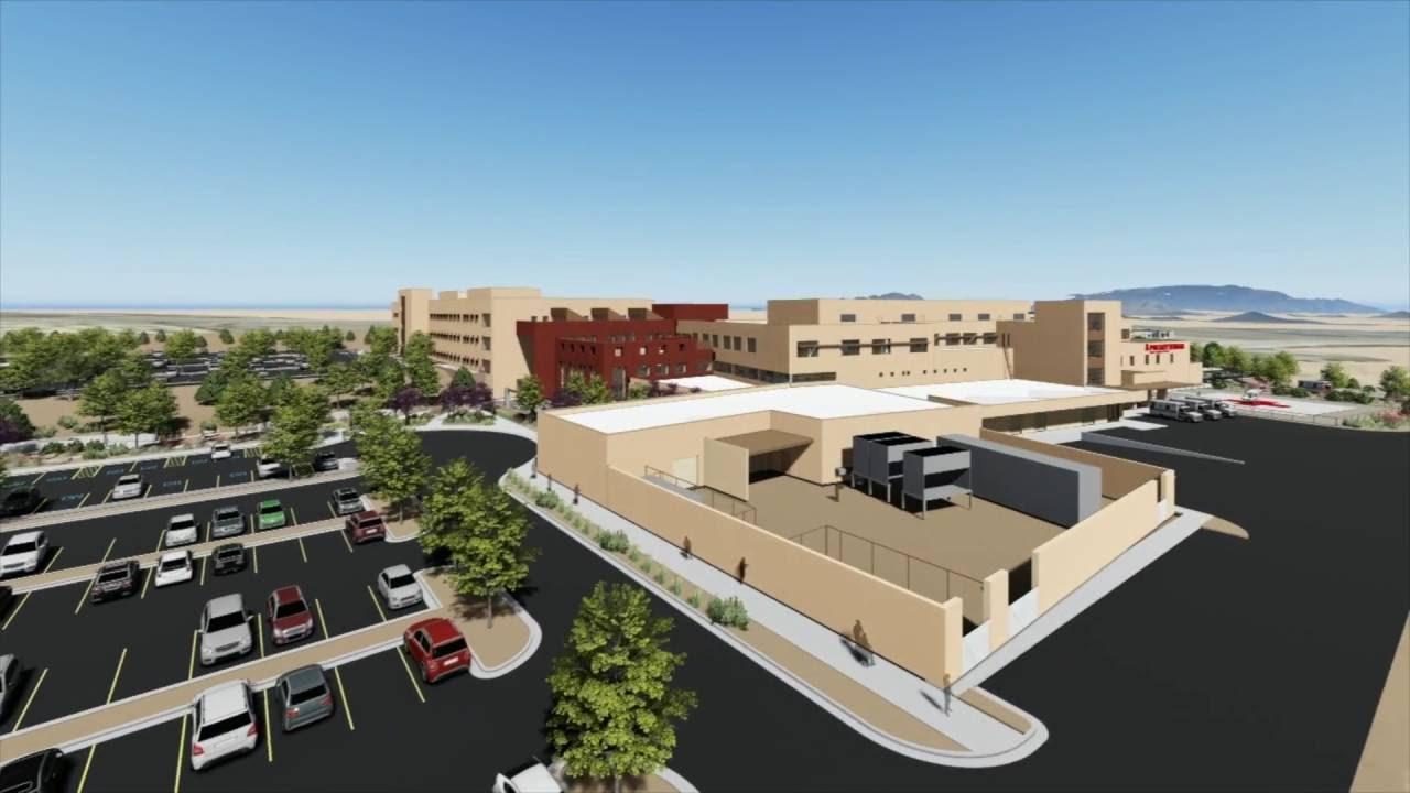 Santa Fe Medical Center | Architecture + Design | Dekker