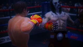 Real Boxing 2 Rocky: challenge metal (very easy;-) )