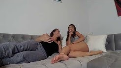 Between Two Bushes with Dani Daniels Jenna Sativa