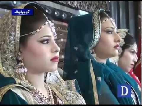 Combine Wedding event at Gujranwala