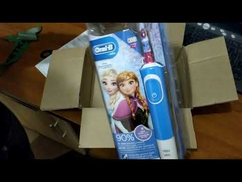 Електрична зубна щітка ORAL-B BRAUN Stage Power/D100 Frozen (4210201245216)