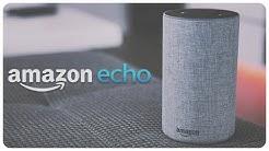 Amazon Echo 2  | Was ist neu bei der 2. Generation ? | mein Ersteindruck | deutsch