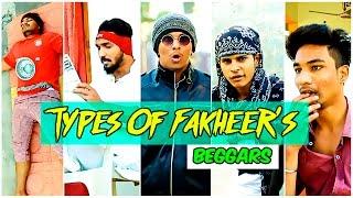 Types Of Fakheer's (Beggars) || Warangal Diaries || Hilarious Humour