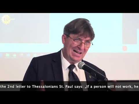 Paweł Skrzydlewski – The Role of Latin Civilization in the Development of the Human Person