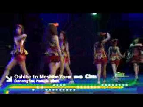 akb48 oshibe to meshibe to yoru no chouchou download