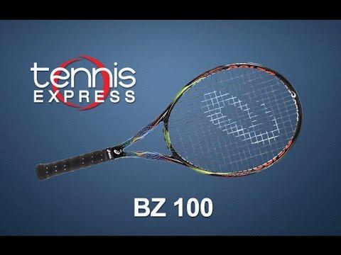 ASICS BZ100 Racquet Review | Tennis