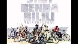 Staff Benda Bilili - Sala Mosala