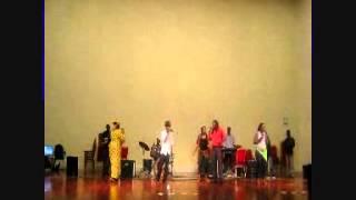 MbA Zed Series Ngoma Awards 2012 Rehearsals Amayenge