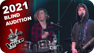 Download Rage Against The Machine - Killing In The Name (Rockzone) | The Voice Kids 2021 | Blind Auditions