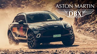 Aston Martin DBX: First Drive Review | Carfection 4K