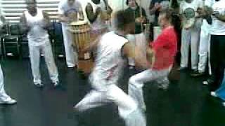 Semana Municipal da Capoeira de Porto Alegre, 17Outubro2008.