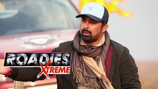 Roadies Xtreme   Neha Bursts Out In Anger At Nikhil