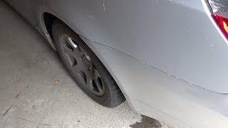 BMW  E 60   5SERIES  Какое давление должно быть в шинах.