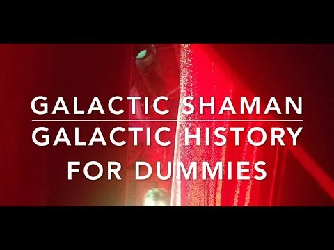 Galactic History for dummies